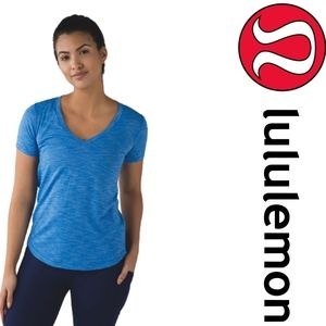 Lululemon What The Sport Tee